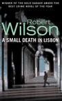 capa do A small death in Lisbon