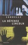 capa do La défense Lincoln : roman
