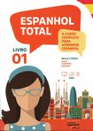 capa do Espanhol total : o curso completo para aprender espanhol : uma coleção de estudo e prática de espanhol para todos os níveis