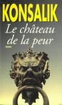 capa do Le château de la peur : roman