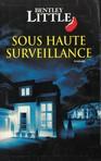 capa do Sous haute surveillance