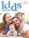 capa do Marketeer kids