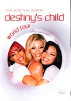 capa do Destiny's Child world tour [ DVD]