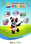 capa do Festival Panda 2017 [ DVD] : o espectáculo ao vivo!