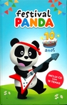 capa do Festival Panda 10 anos [ Registo sonoro]