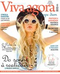 capa do Viva agora magazine