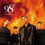 capa do 98 degrees and rising [ Registo sonoro]