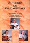 capa do Concerto de solidariedade [ DVD]