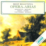 capa do Most beautiful opera-arias [ Registo sonoro]
