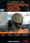capa do Curso de fotografia digital em DVD  [ DVD]