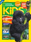 capa do National geographic kids