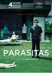 capa do Parasitas [ DVD] = Parasite