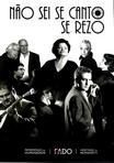 capa do Não sei se canto se rezo [ DVD]
