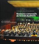 capa do Restauro e renovação do grande auditório