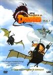 capa do Caçadores de dragões [ DVD] = Dragon hunters