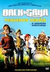 capa do Back to gaya [ DVD] : pequenos heróis