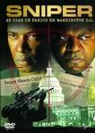 capa do Sniper : 23 dias de pânico em Washington D.C. [ DVD]