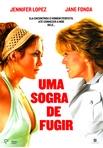 capa do Uma sogra de fugir [ DVD]