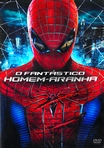 capa do O fantástico Homem-Aranha [ DVD]