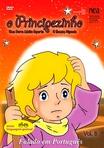 capa do O principezinho [ DVD]