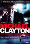 capa do Michael Clayton : uma questão de consciência [ DVD]
