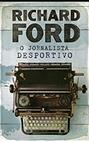 capa do O jornalista desportivo