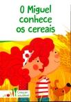 capa do O Miguel conhece os cereais