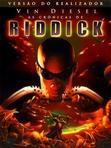 capa do As crónicas de Riddick [ DVD]