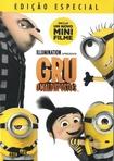 capa do Gru [ DVD] : o maldisposto 3