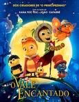 capa do O vale encantado [ DVD]