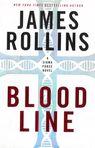 capa do Bloodline : a sigma force novel