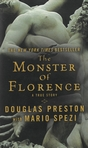capa do The monster of florence
