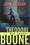 capa do Theodore Boone : kid lawyer