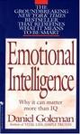 capa do Emotional intelligence