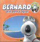 capa do Bernard : urso para a água!