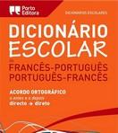 capa do Dicionário escolar de francês-português, português-francês