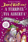 capa do A terrível tia Alberta