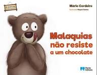 capa do Malaquias não resiste a um chocolate