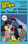 capa do Uma aventura no Palácio das Janelas Verdes