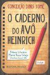 capa do O caderno do avô Heinrich