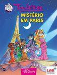 capa do Mistério em Paris