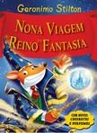 capa do Nona viagem ao reino da fantasia