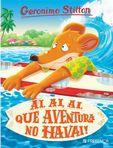 capa do Ai, ai, ai, que aventura no Havai!