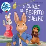 capa do O clube do Pedrito Coelho