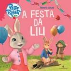 capa do A festa da Lili