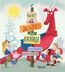 capa do Não há dragões nesta história