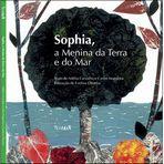 capa do Sophia, a menina da terra e do mar