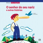 capa do O senhor do seu nariz e outras histórias