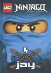 capa do Ninjago : Jay