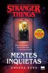 capa do Stranger Things : mentes inquietas